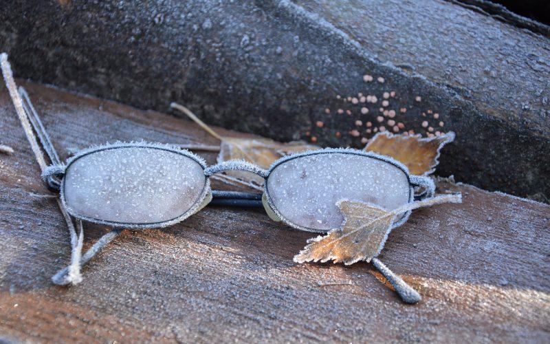 Okulary zimowe
