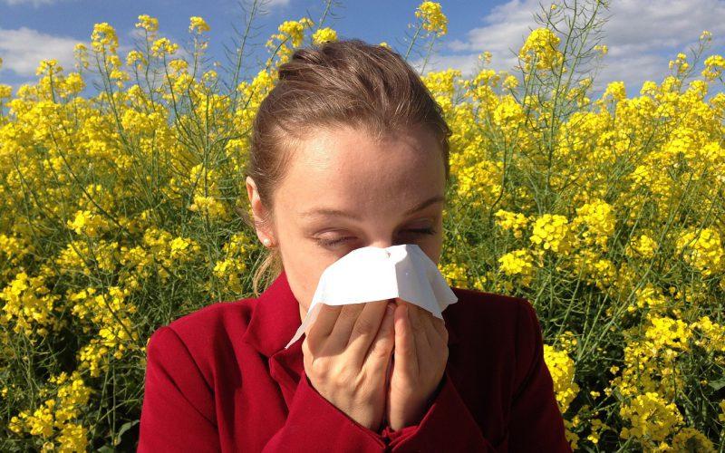 Alergie i podrażnienia oczu