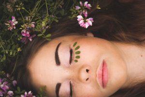 makijaż na wiosne